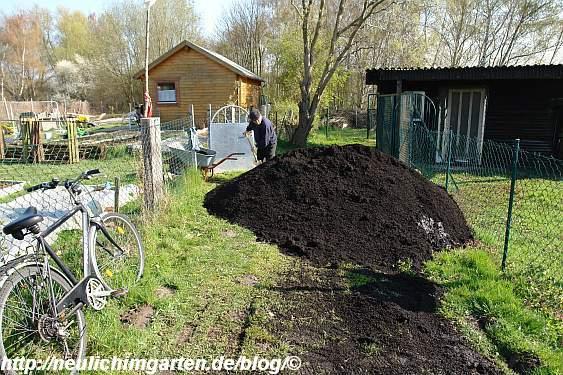 kompostlieferung