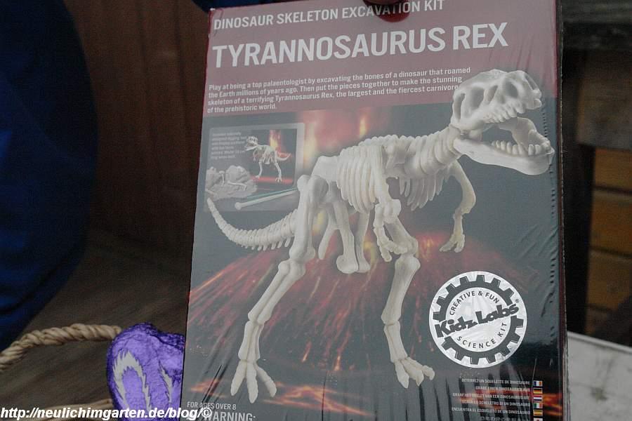 tyrannosaurus-ausgrabungsset