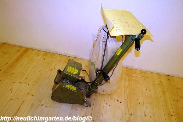laegler-bandschleifmaschine