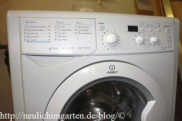 Indesit Waschmaschine Test Home Sweet Home