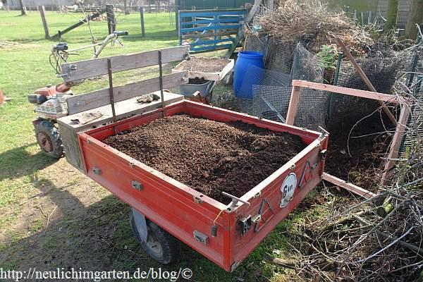 kompost je mehr je besser oder wie wir uns die sache mit. Black Bedroom Furniture Sets. Home Design Ideas