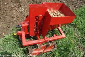 kartoffelsetzmaschine