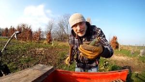 Fruehjahrsarbeiten im Garten