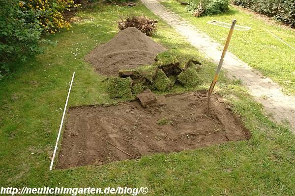 Beliebt Wie lege ich ein Gemuesebeet auf einem Rasen an? Hier eine IV63